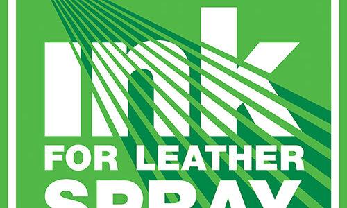 INK FOR LEATHER SPRAY: la nuova serie d'inchiostri per rifinizione